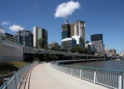 Biking In Brisbane