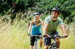 What are the fitness benefits of Cycling