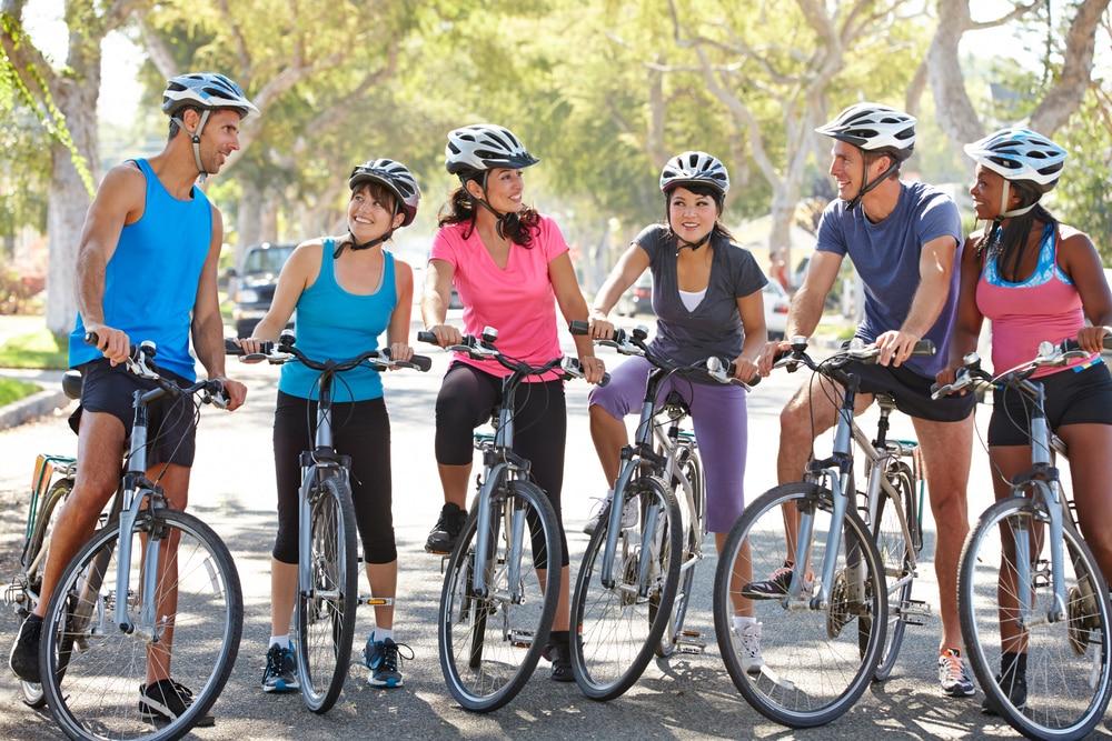 Joining a bike club in Brisbane