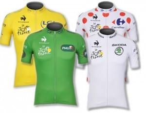 Tour jerseys