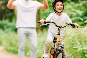 Encourage your Kids to Ride Bikes