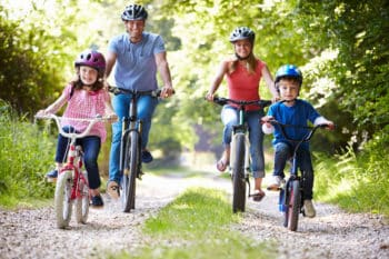 Family Biking Ideas